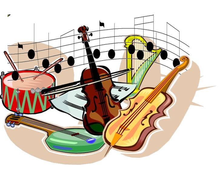 рисуем музыку в картинках это какое-то домашнее